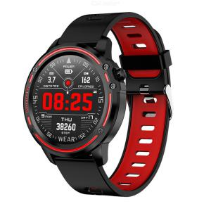L8 intelligent Bracelet Heart rate blood pressure ECG monitoring stopwatch timing offline payment full screen touch