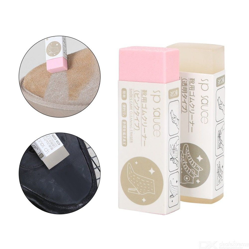 1Pc Cleaning Eraser Suede Sheepskin Matte Leather And Leather Fabric Care Shoes Care Leather Cleaner Sneakers Care
