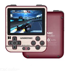 ANBERNIC RG280V 2.8 Inch IPS Screen Game Console Retro Portable Mini Handheld Game Player 3000 Games