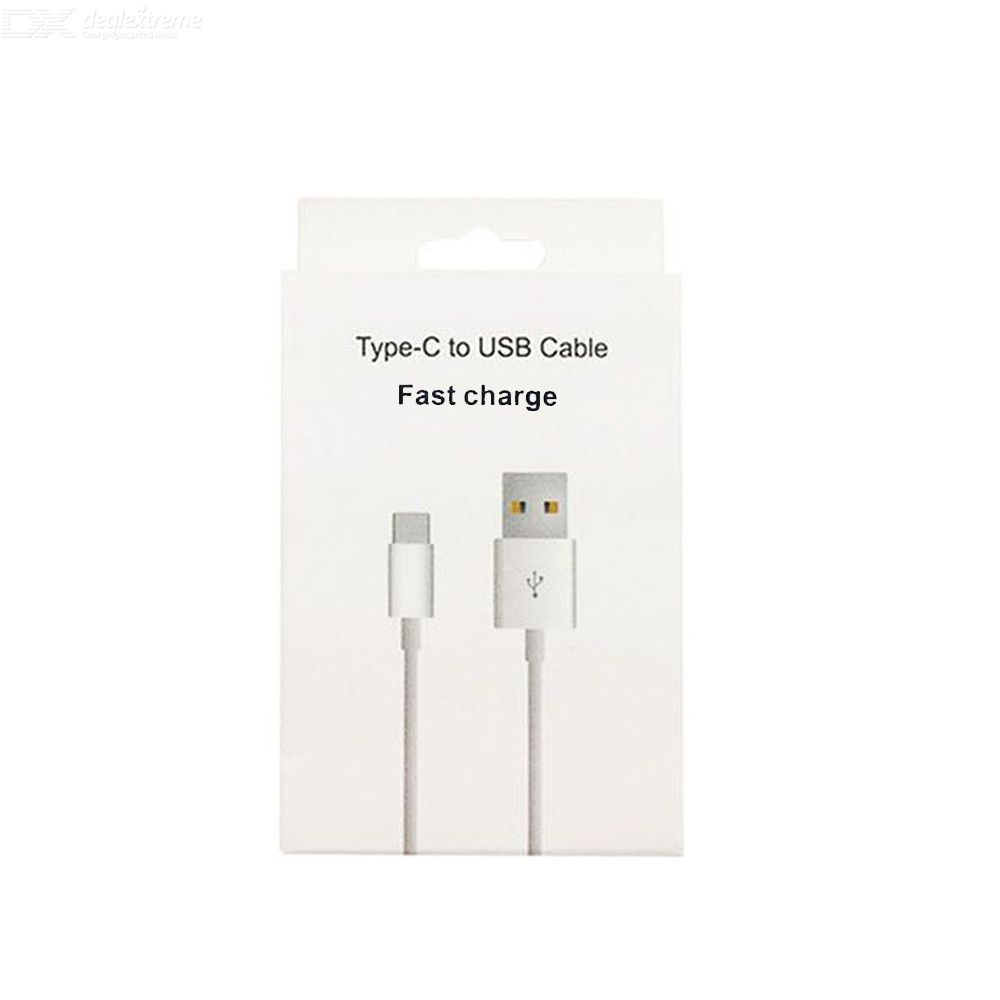 Quick charging 3A 3m USB male to type-C / usb-c male interface mobile phone charging cable