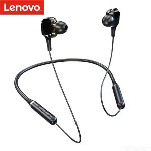 Lenovo XE66 Bluetooth Earphone V5.0 Headphones Wireless Headset Magnetic Sports Headset Noise Canceling With Mic