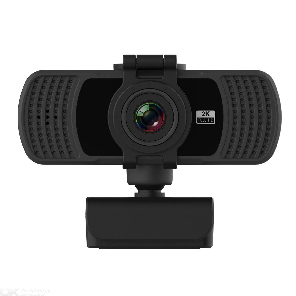 C6 400W Webcam Full HD 1080p 360D Rotary Joint USB Webcam with microphone