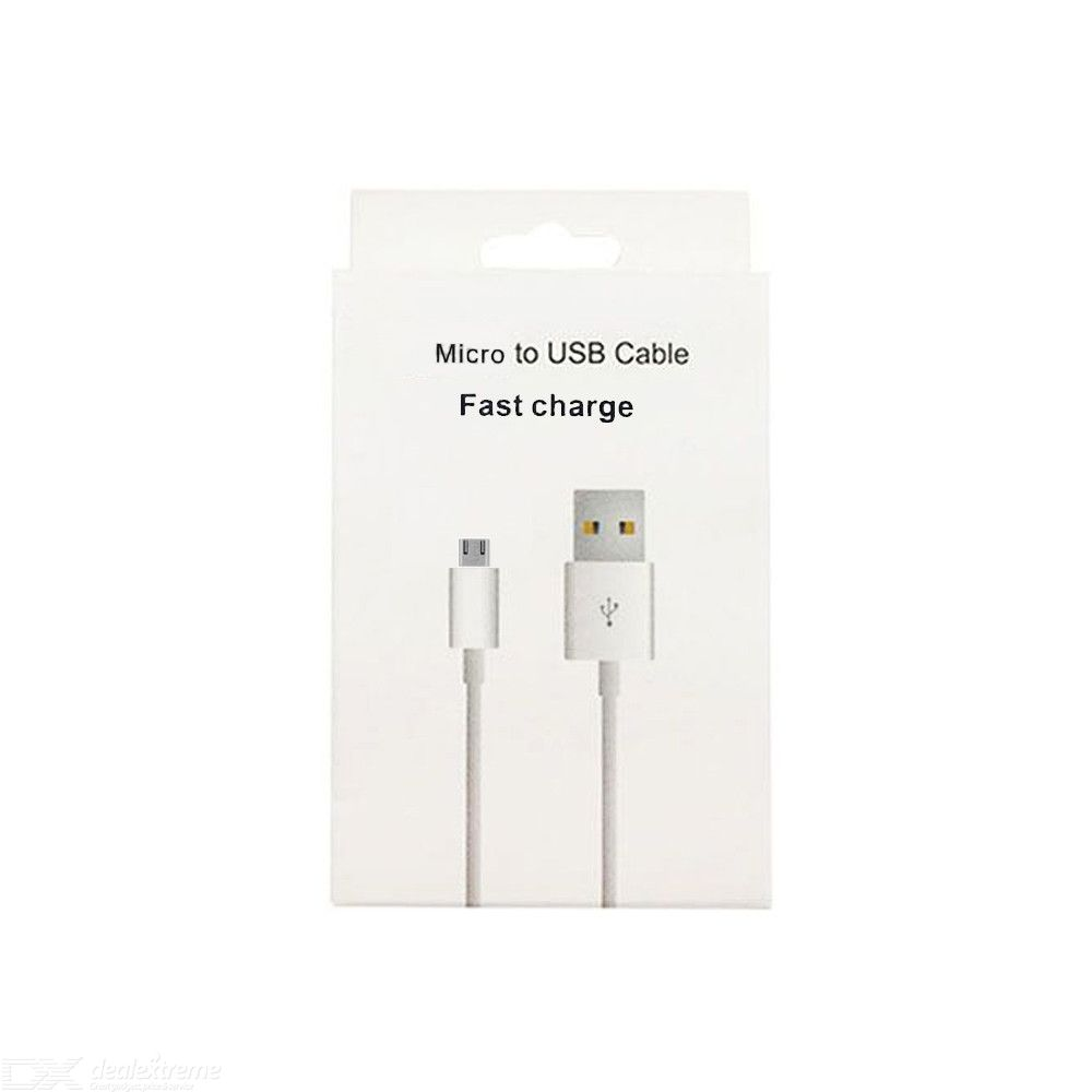 Quick charging 3A 1m  USB male to micro USB male interface Android charging cable