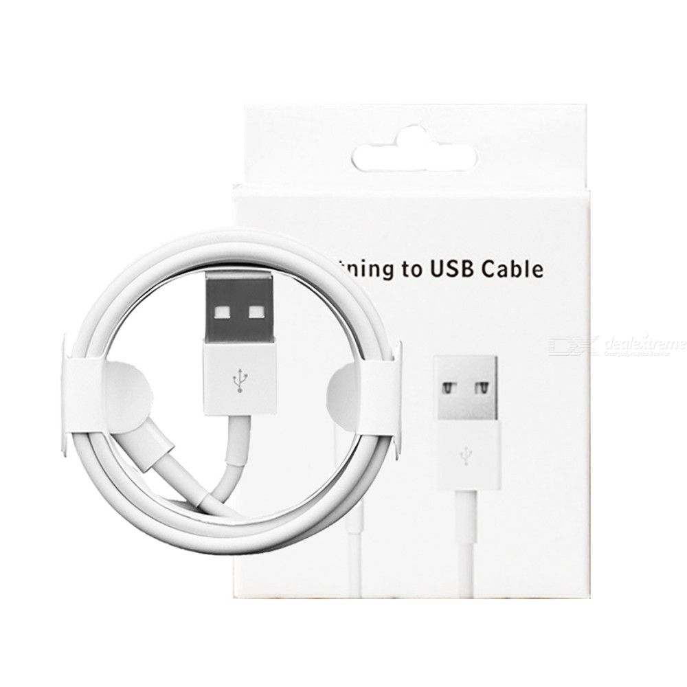 USB Male to Micro USB Male Interface Charge Cable, Length 1m