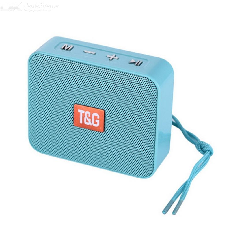 TG166 Mini Speaker Portable Music Player Bluetooth Speaker Hands-free Calling Speaker