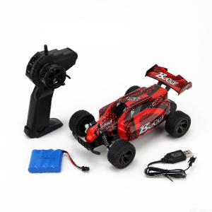 DEER MAN LR-C003 1/18 RC Car 2.4G Remote Control Collision Resistant Durable With Rubber Hollow Tires