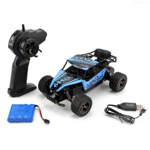 DEER MAN LR-C002 1/18 RC Car 2.4G Remote Control Collision Resistant With Rubber Hollow Tires