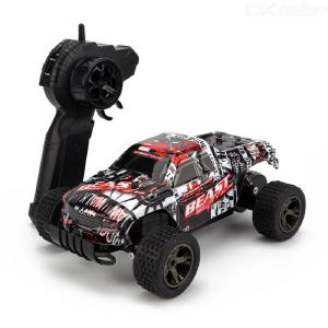 DEER MAN LR-C004 1/18 RC Car 2.4G Remote Control Collision Resistant Durable With Rubber Hollow Tires
