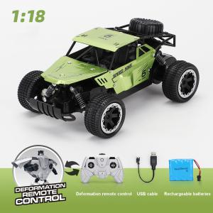 LR-3010 1/18 RC Car 2.4G Remote Control Wear-resistant Fall-resistant Suspension Shock Absorbers With Rubber Vacuum Tires