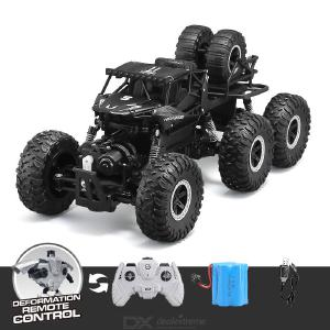 Deerman DM-3012 1/12 RC Car Six-wheel 2.4G Remote Control Suspension Shock Absorbers For Kids