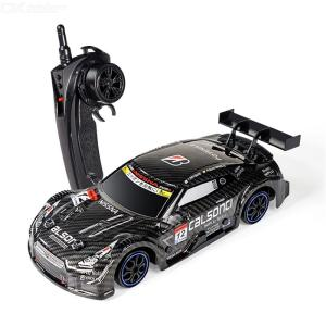 RC-18 Remote Control Toys 4WD RC Drifting Car Toy High Speed PVC Shell Anti-collision Car Toys Children Car Gifts