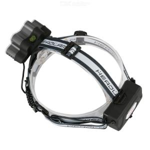 4800 LM 7  T6 strong light aluminum alloy charging head lamp waterproof outdoor lighting 7 lamps