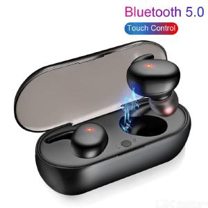 Y30 TWS4 Wireless Blutooth 5.0 Earphone Noise Cancelling Headset 3D Stereo Sound Music In-ear Earbuds For Android IOS Cell Phone