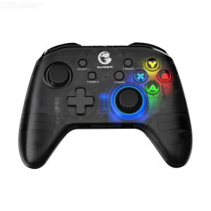GameSir T4 Pro Bluetooth Gamepad Wireless Rechargeable 2.4GHz Wireless Connection Type-C Port