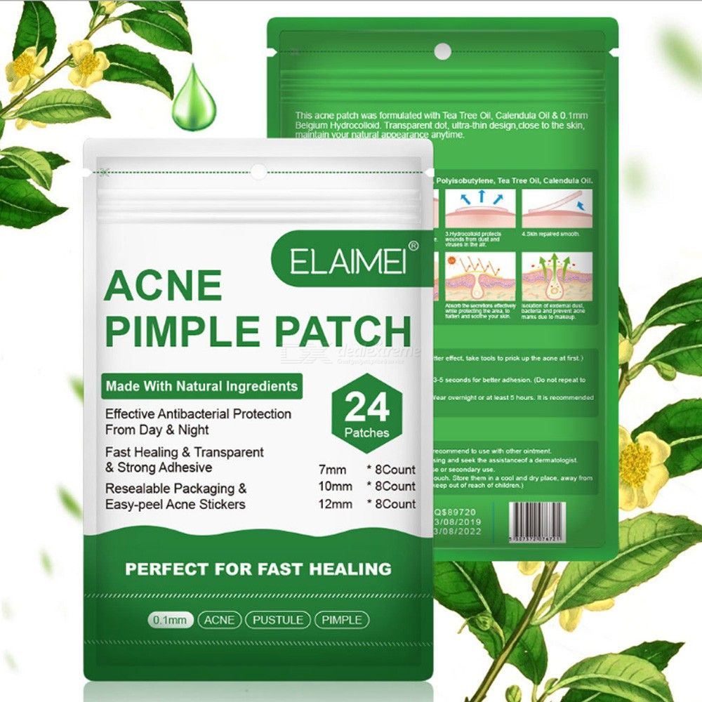 Acne patch Hydrocolloid acne patch Oil control and acne patch