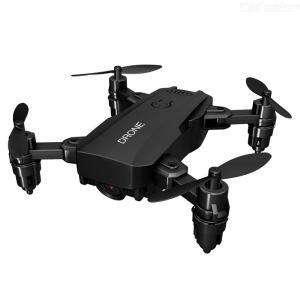 Mini Drone Foldable Portable 4K HD Camera 360-degree Roll Headless Mode Built-in 3 Speed Gears