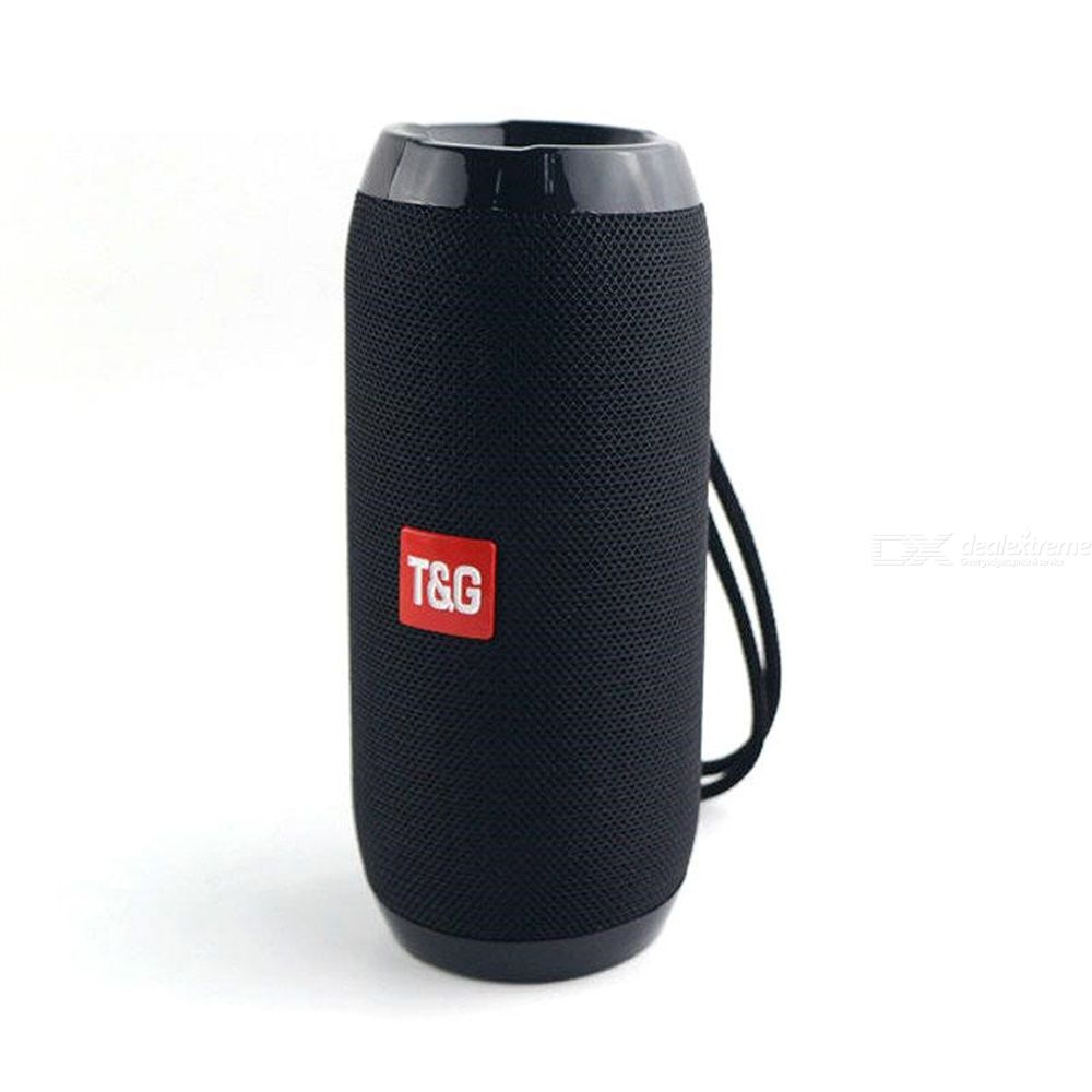 TG117 Outdoor Waterproof Speaker Bluetooth Speaker Portable Fashion Speaker Stereo Sound Speaker Support TF Card