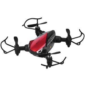 Mini Drone Foldable Portable 2.4G Remote Control Foldable Four-axis Headless Mode Stunt Roll Fixed Height