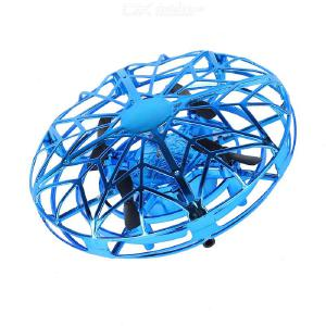 UFO Mini Drone Four-axis Infrared Motion Sensors USB Charging Portable With Lights