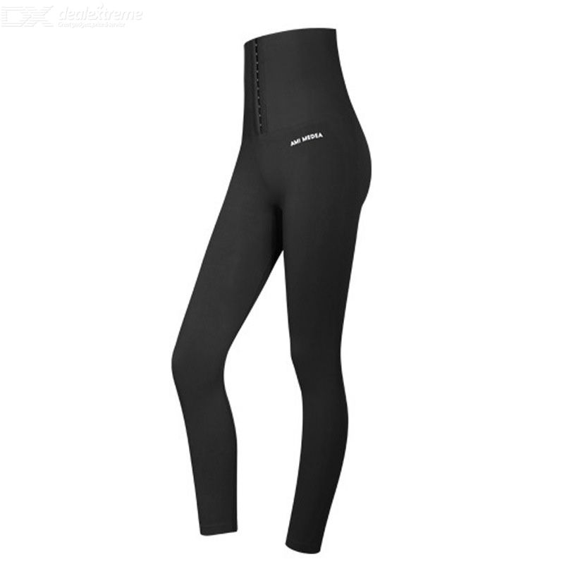 Yoga Pants Stretchy Sport Leggings High Waist Compression Tights Sports Pants Push Up Running Women Gym Fitness Leggings