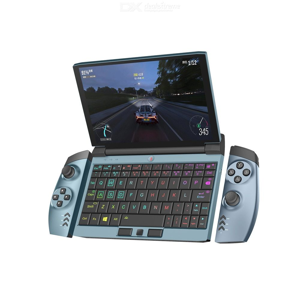 ONE-NETBOOK GX1 7inch Mini Handheld Game Console Intel Core I5-10210Y 16GB DDR 512GB PCIe SSD IPS Screen