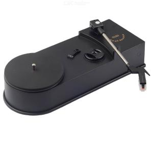 USB Portable Mini Vinyl Turntables Player Vinyl Turntable to MP3/WAV/CD Converter Mini Phonograph Turntable Record EC008-1