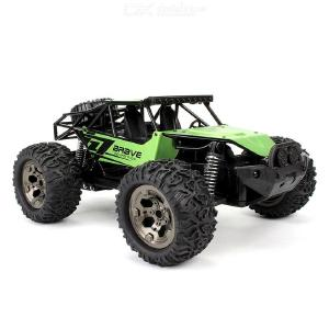 KYAMRC UJ-2215B RC Car 1/12 Simulation Model Gun-type Remote Control Two-wheel Drive With Rubber Hollow Tires