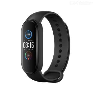 Xiaomi Mi Band 5 Fitness Tracker Newest Color AMOLED Screen Smart Bracelet Heart Rate Monitor Sports Watch