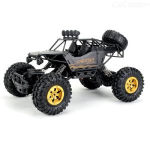 KYAMRC 3366-A12 RC Car 1/12 Simulation Model Gun-type Remote Control 4-wheel Drive With Rubber Hollow Tires