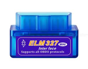 Mini OBD2 Bluetooth Scanner for Multi-brands CAN-BUS as same as ELM327 Bluetooth