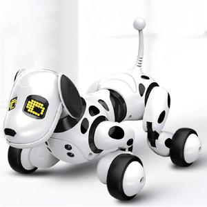 Remote Control Smart Robot Dog Programmable 2.4g Wireless Kids Toy Intelligent Talking Robot Dog Electronic Pet Kids Gift