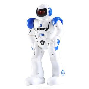 RC Robot Mechanical Robot Police Smart Robot Gesture Sensing Robot Toy For Children Singing Dancing Walking Robot