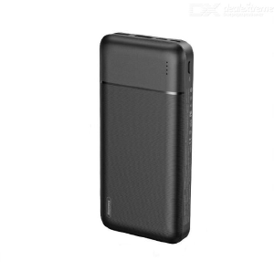 REMAX RPP-166 20000mAh Power Bank 2 USB Port Micro Intrerface Type-C Interface With Battery Indicator