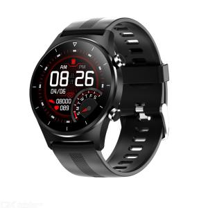 E13 Smart Men Sports Watch GPS Pedometer Full Touch Smartwatch Casual Business Watch