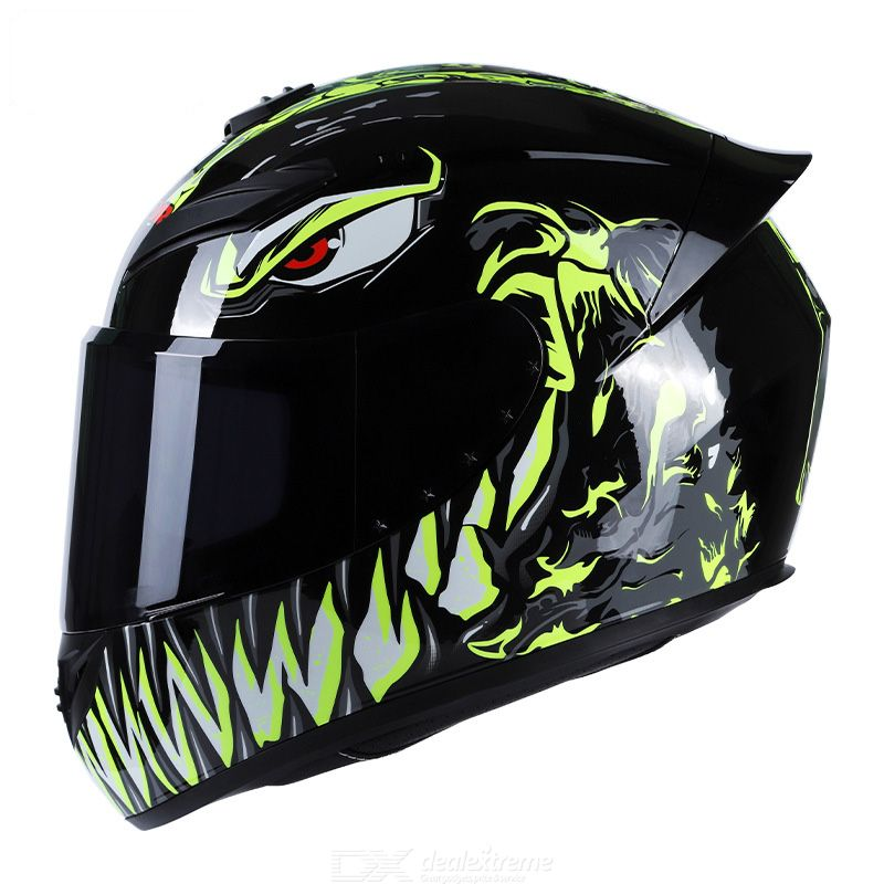 BSDDP RH-A0354 Motorcycle Helmet Anti-fall Breathable Lining EPS Buffer Layer Reinforced ABS Helmet Shell Removable Lining