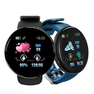 DMDG Smart Bracelet, Heart Rate, Exercise, Step Counter, Multi-function Bluetooth Smart Watch Men Women For Android IOS