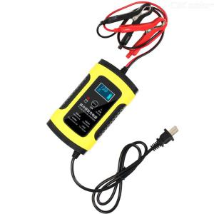 12V Motorcycle Battery Maintainer Smart Automatic Repairer Lead-acid Battery Charger -EU Standard