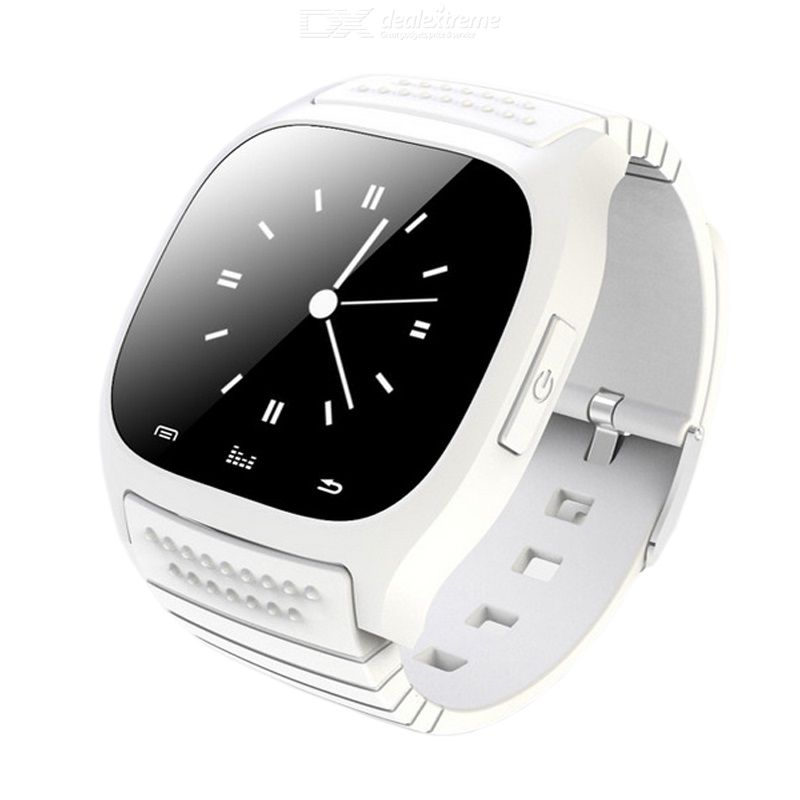 Stepfly M26 SmartWatch Impermeável 1.4inch TFT Touch Screen Bluetooth Para IOS Android PK U8