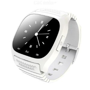 Stepfly M26 Smartwatch Waterproof 1.4inch TFT Touch Screen Bluetooth For IOS Android PK U8