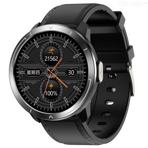 ECG + PPI Sports Smartwatch With Heart Rate And Temperature Monitoring Bluetooth Waterproof Watch