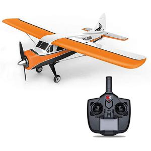 XK A600 RC Airplanes 2.4G Brushless Motor 5CH Fixed Wing Glider 3D6G Steady Flight Plane Model for Kids Adult