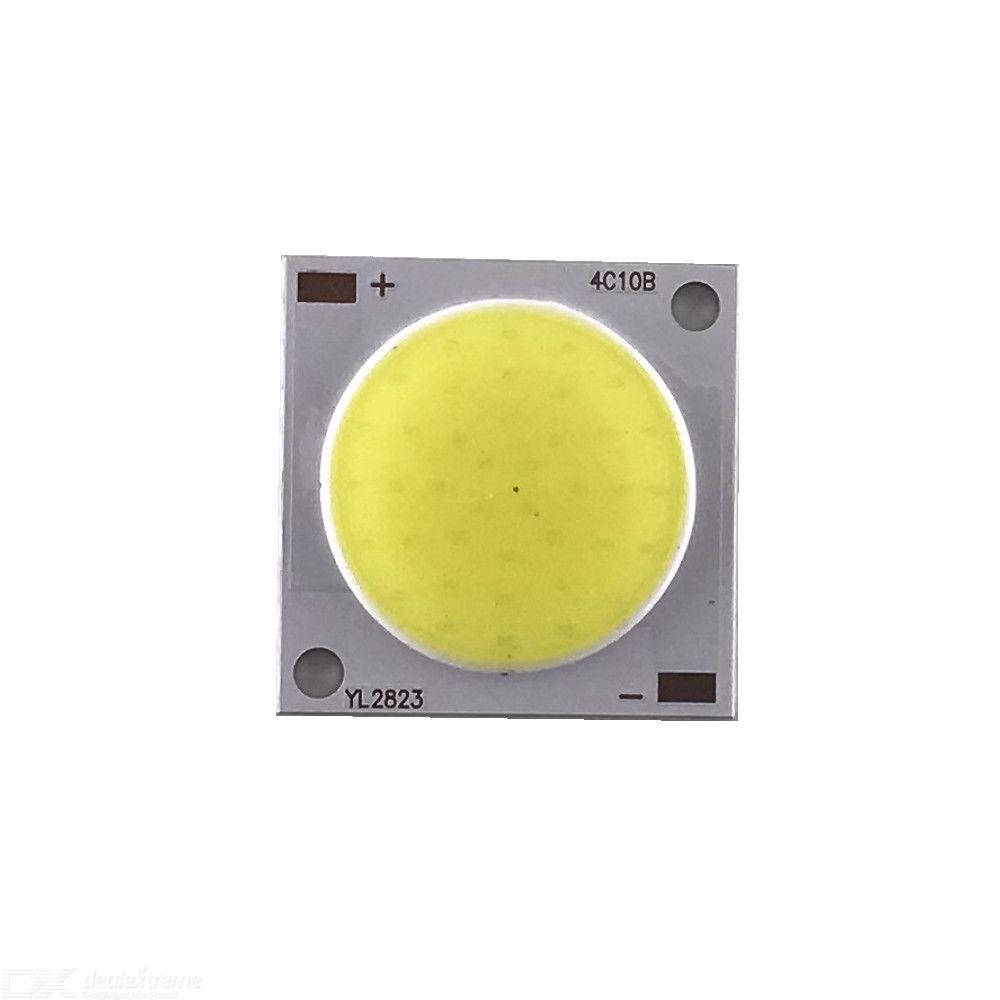 ZHAOYAO 28x28mm DC 12-14V 20W 2000 Lumen White Dimming COB LED Light LED chip