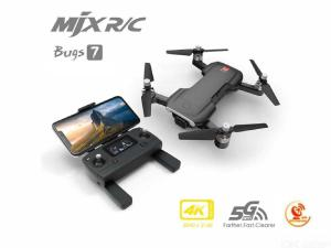 MJX Bugs B7 BrushlessRC Drone 4K Camera 5G WIFI GPS  Foldable Remote Control Quadcopter Optical Flow Positioning