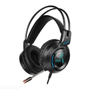Gaming Headset 7.1 Channel  Surround Sound With Mic LED Colorful Stereo Game Headset