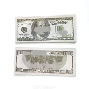 Copy Play Money Copy US Money Toys 50 Dollars/100 Dollars Play Money For Games