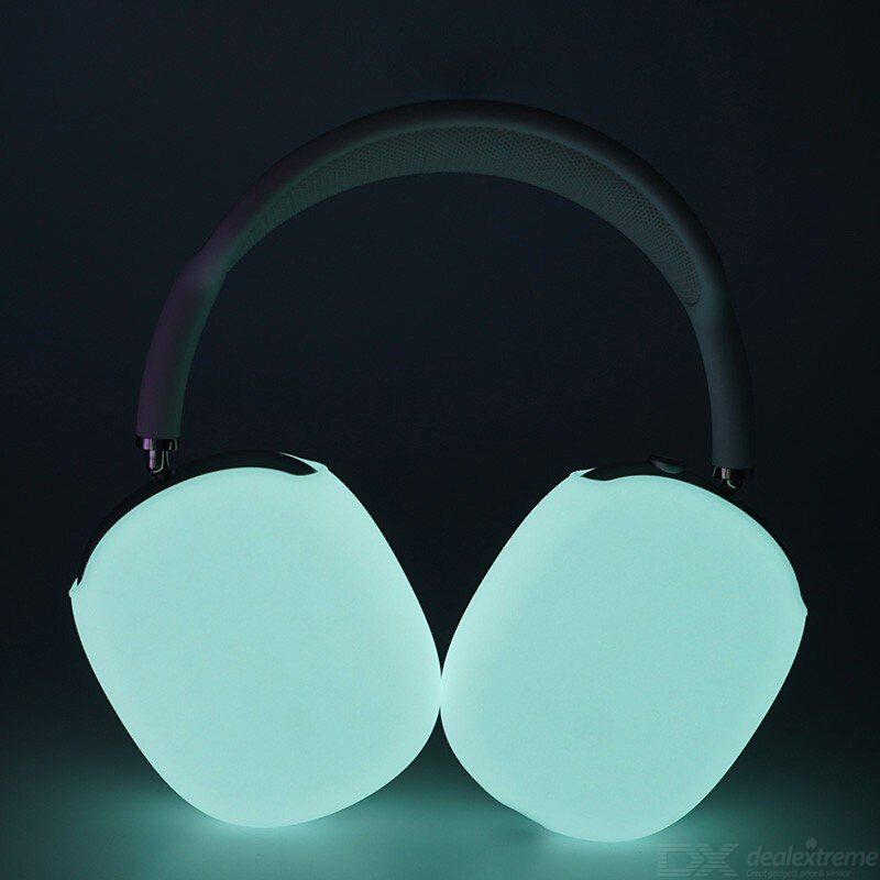 headset luminous silicone protective cover for Apple AirPods max