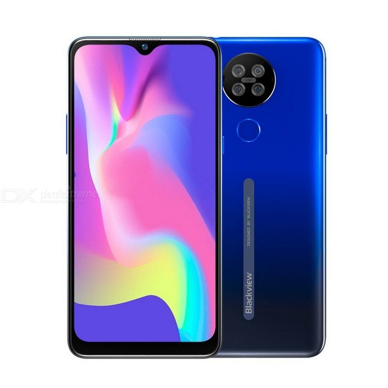 Blackview A80s 6.21inch 4G 64G MT6762V/WD 1.8GHZ 8-core standard smartphone