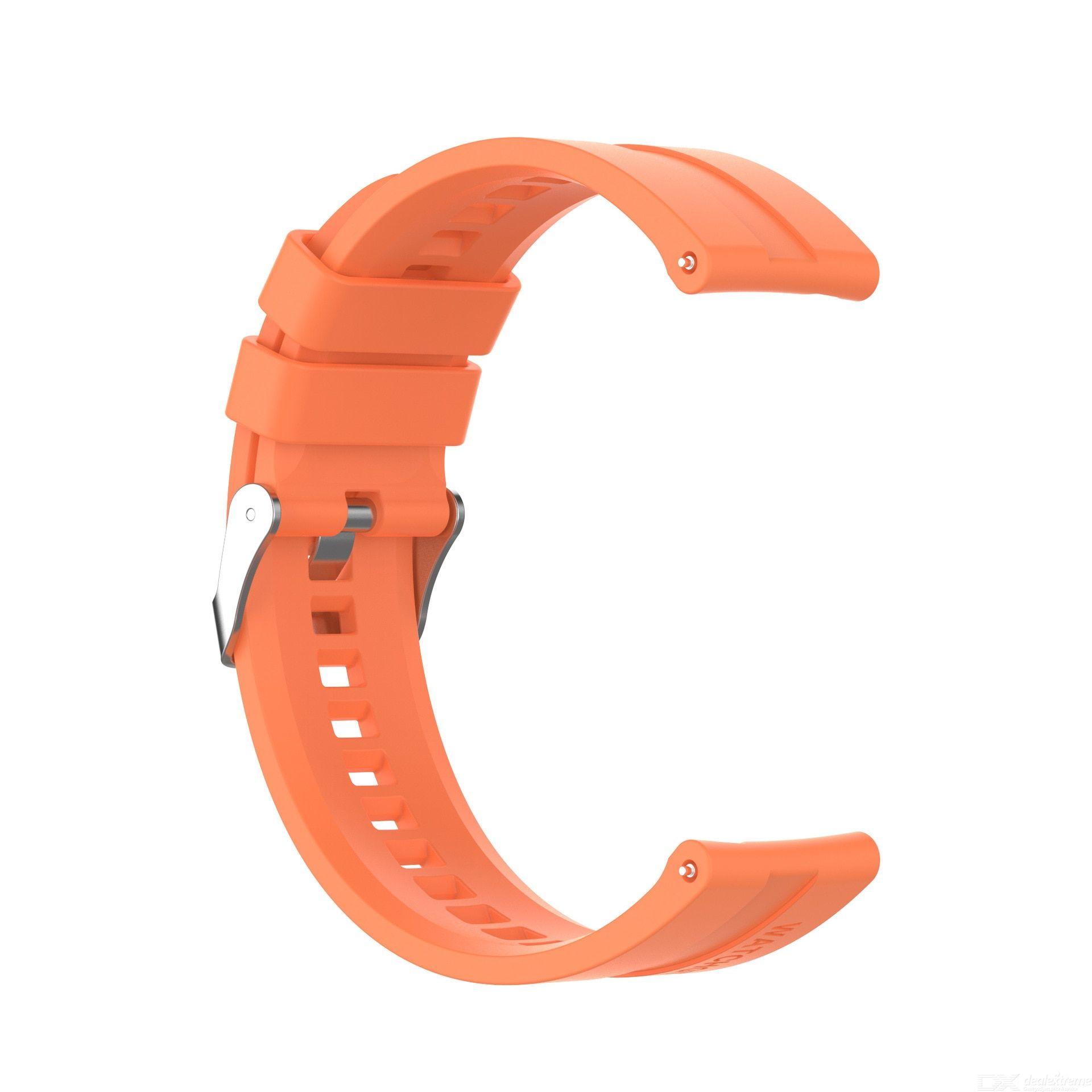 Silicone Watch Band Wrist Strap Replacement For Amazfit GTS 2e/GTS 2mini