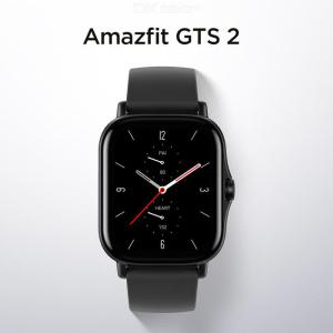 Amazfit GTS 2 Smart Watch Waterproof Heart Rate Monitoring Sleep Monitoring 3D Curved Bezel-less Design