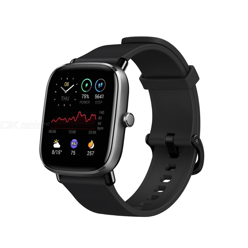 Amazfit GTS 2 Mini Smart Watch Blood Oxygen Saturation Monitoring Ultra-slim Fashion Sport Watch